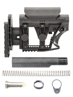MBA-3 Black .308 Mil Spec Buffer