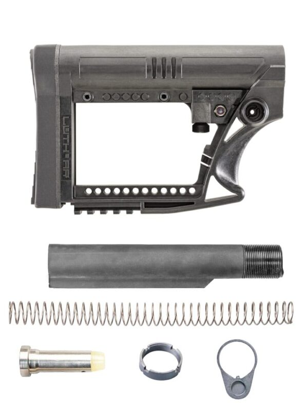 mba-4-blk-fde-with-milspec-buffer-kit