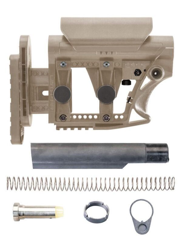 MBA-3-Blk-FDE-With-308-Buffer-Kit